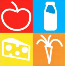 Ovoce, zelenina a mléko do škol